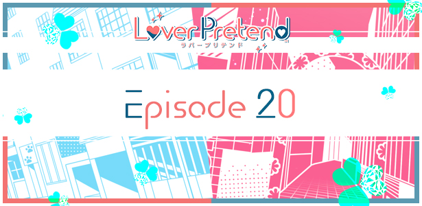 LoverPretend #20